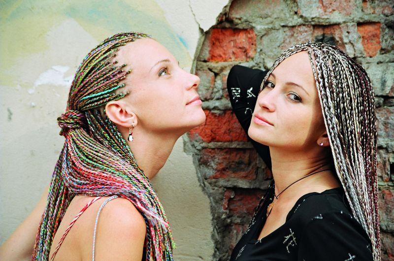 афрокосички