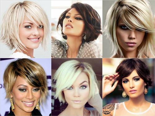 Тенденции в причёсках зима 2016